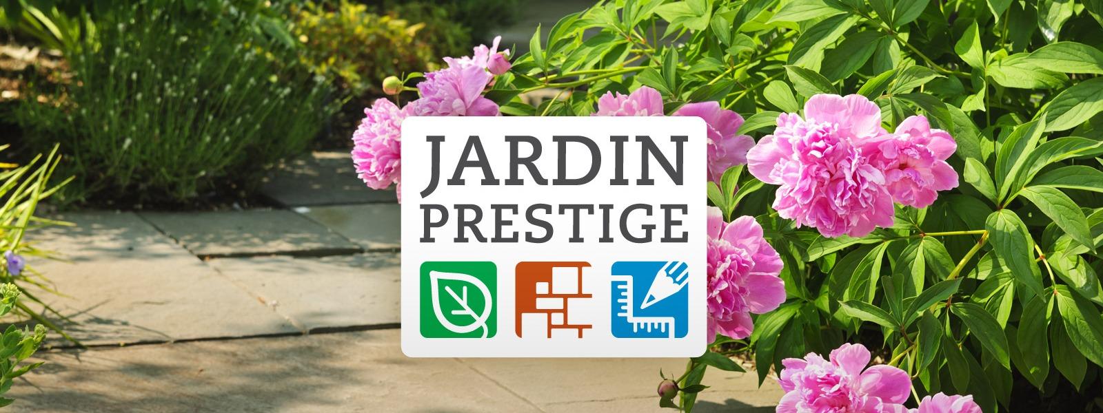 Jardin prestige for Implantation jardin paysager